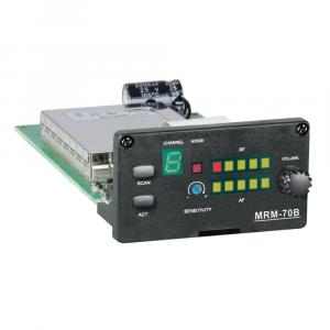 MRM-70B UHF Single-Channel Diversity Receiver Module