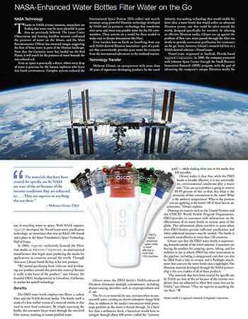 Oko Interview with NASA